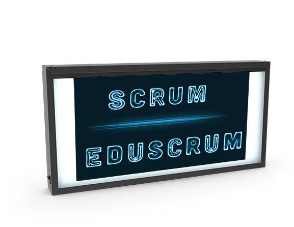 Принципиальные отличия eduScrum от Scrum